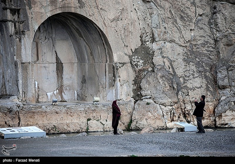 Taq-e Bostan Historical Site in Western Iran - Tourism news