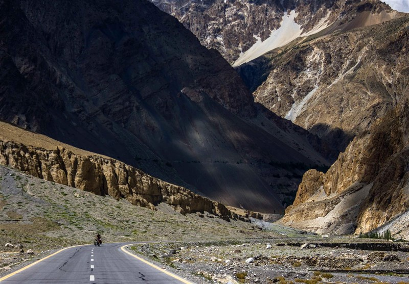 شاہراہِ قراقرم پاکستان کے خوبصورت اور دلفریب مناظر+ویڈیو