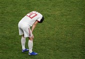 گل آزمون به جمع 8 گل برتر تاریخ جام ملتهای آسیا نرسید + عکس