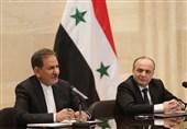 """جهانگیری در دیدار با بشار اسد: پیام حضور هیئت ایرانی در دمشق """"پایان جنگ در سوریه"""" است"""