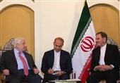 """درخواست """"ولید معلم"""" از جهانگیری برای ادامه حضور ایران در سوریه"""