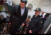 جمعآوری 2 هزار معتاد متجاهر در شوش، مولوی و هرندی