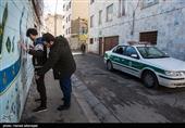 دستگیری خرده فروشان مواد مخدر