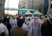حاشیه دیدار قطر - امارات| ضرب و شتم هوادار قطری و بارش میوه و اشیا از سکوها