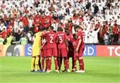 دیدار دوستانه تیم ملی فوتبال قطر و کره جنوبی در اتریش