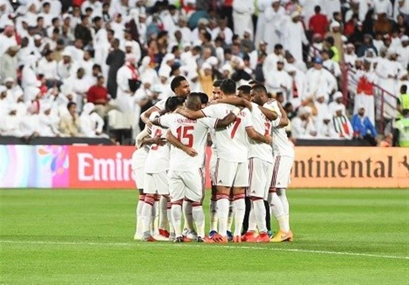 اعلام فهرست اولیه تیم ملی فوتبال امارات برای اردوی اروپایی