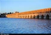 اصفهان| حاشیه زایندهرود از جمعیت تخلیه شد