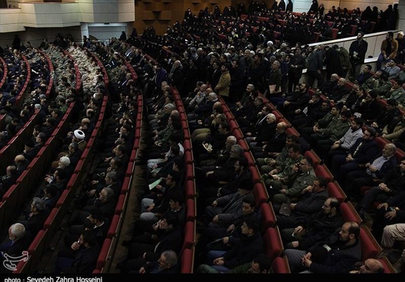 کنگره ملی شهید حسن باقری افشردی در تبریز به روایت تصویر