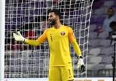 دروازهبان قطر رکوردی جدید در جام ملتهای آسیا ثبت کرد