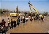 بارش شدید همراه با طوفان در استان ایلام تلفات جانی نداشته است