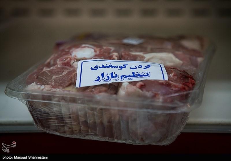 واردات و عرضه گوشت قرمز تنظیم بازاری متوقف شد