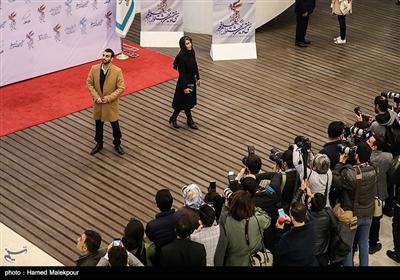 مراسم افتتاحیه سیوهفتمین جشنواره فیلم فجر