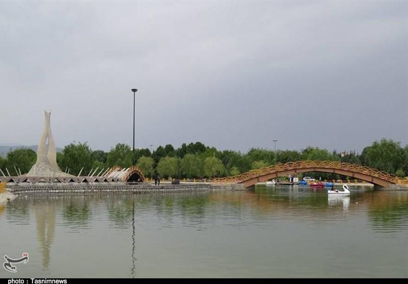 رودخانه شهرچایی ارومیه؛ مسیری که به جنگل مبدل شده است