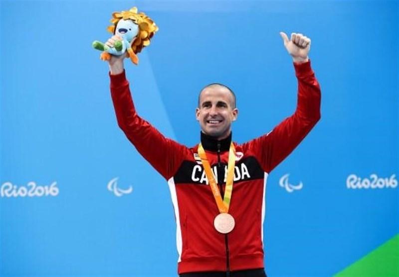 قهرمان پارالمپیک خداحافظی کرد