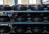 34 هزار حلقه لاستیک در بین رانندگان اردبیلی توزیع شد