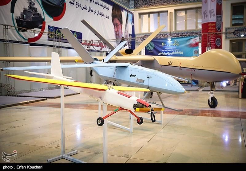 افتتاح معرض منجزات وزارة الدفاع الایرانیة
