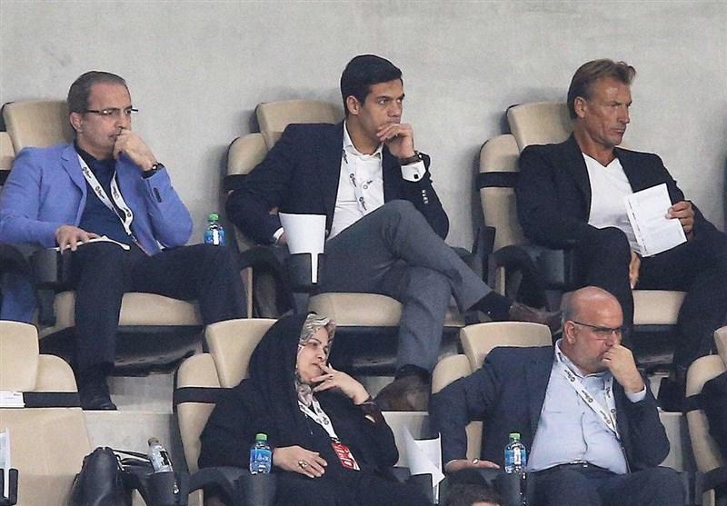 شکوری: مانده قرارداد کیروش از طریق مطالبات فدراسیون از AFC پرداخت شده است