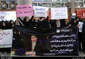 مرضیه هاشمی به ایران بازگشت