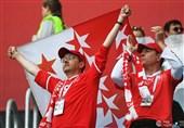 فوتبال جهان| اقامت 30 هوادار سوئیس در روسیه پس از جام جهانی 2018/ نیجریه و ویتنام در صدر مهاجران غیرقانونی