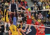 لیگ والیبال لهستان|پیروزی یاران عبادیپور مقابل شاگردان آناستازی