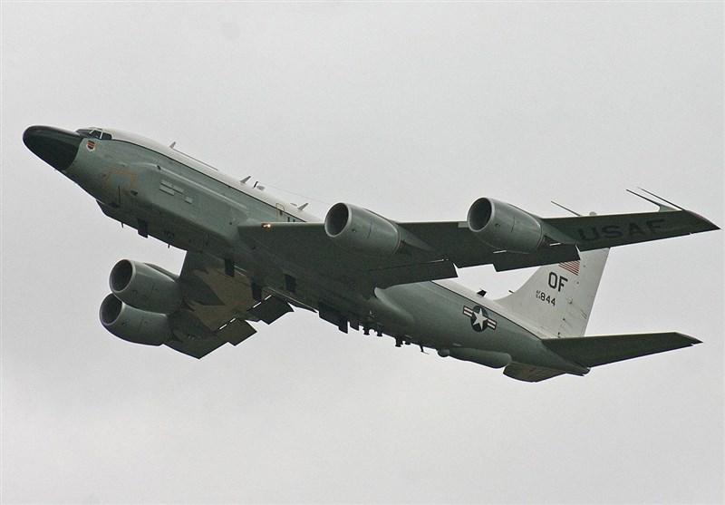 یمن| سرنگونی یک هواپیمای جاسوسی دیگر آمریکا در مأرب