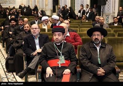 مشہد مقدس: امام رضا(ع) اینترنشنال کانفرانس گفتگو ادیان