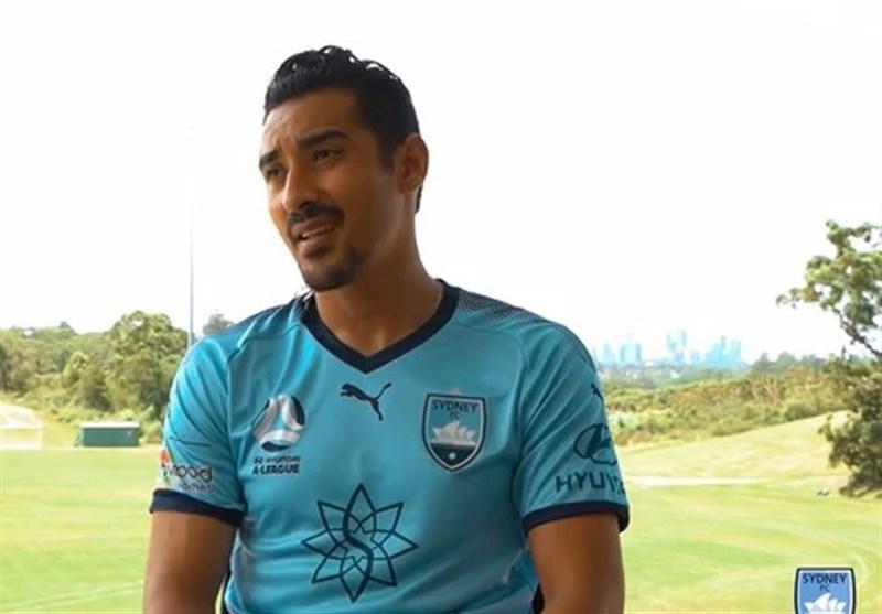 قوچاننژاد: میخواهم به افسی سیدنی برای قهرمانی در لیگ استرالیا کمک کنم