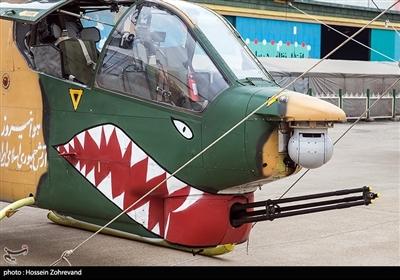 در این نمایشگاه آخرین دستاوردهای نیروی هوایی ارتش، نیروی هوافضای سپاه، هوانیروز ارتش و هواناجا بهنمایش در آمده است
