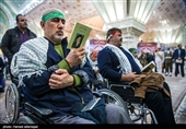 تشریح عملکرد فعالیتهای انجمن جانبازان نخاعی کشور