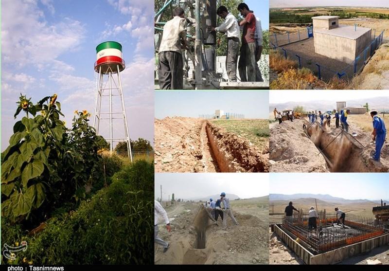 بوشهر| آبرسانی به روستاهای شهرستان دشتی پایدار میشود