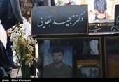 خوزستان| گرامیداشت سرلشکر شهید مجید بقایی در بهبهان برگزار شد