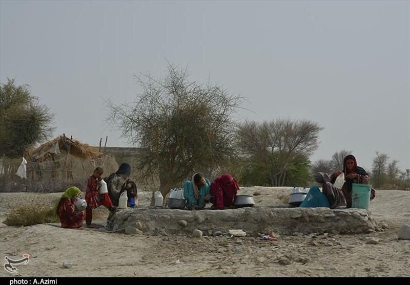 بحران آب در بلوچستان  سدهای «پیشین و زیردان» بلای جان روستاییان+ تصاویر