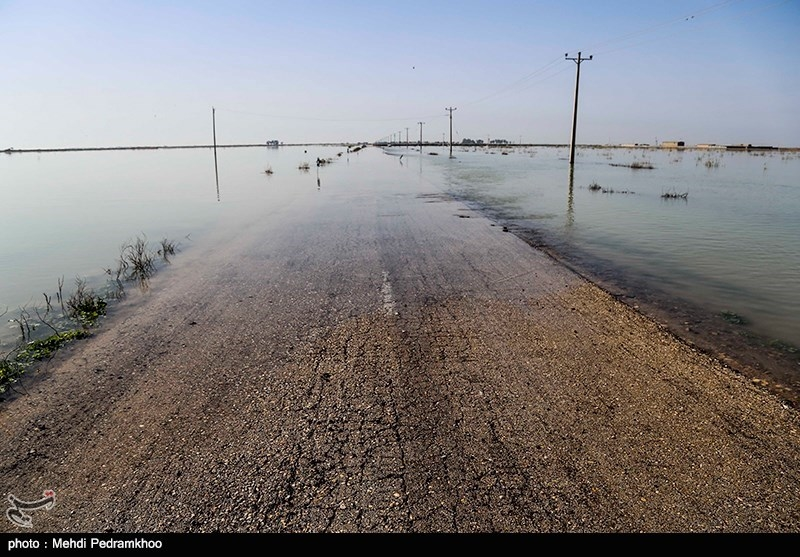 برآورد خسارات سیلاب به اراضی زراعی و باغی مازندران در دست بررسی است