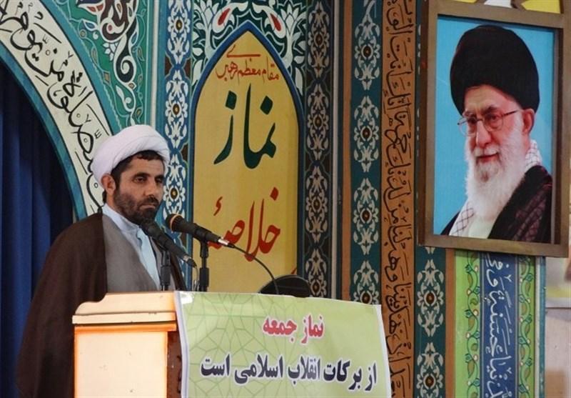 خطیب جمعه یاسوج: راهپیمایی اربعین نشان دهنده اقتدار و وحدت مسلمانان است