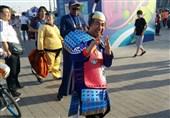 حاشیه دیدار ژاپن - قطر| پخش بلیت رایگان بین عربزبانان و حضور تماشاگران ایرانی در ورزشگاه + تصاویر