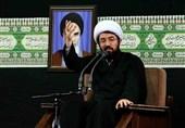 """ماجرای شفای فرزند """"شیخ عباس قمی"""" با معجزه روضه حضرت """"رقیه(س)"""" + صوت"""
