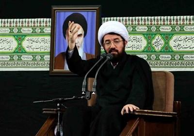 """ماجرای شفای فرزند """"شیخ عباس قمی"""" با معجزه روضه حضرت """"رقیه(س)""""+ صوت"""