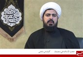 سعیدیان: فاطمه(س) علت اختلاف در امت اسلام را معرفی کرد + فیلم