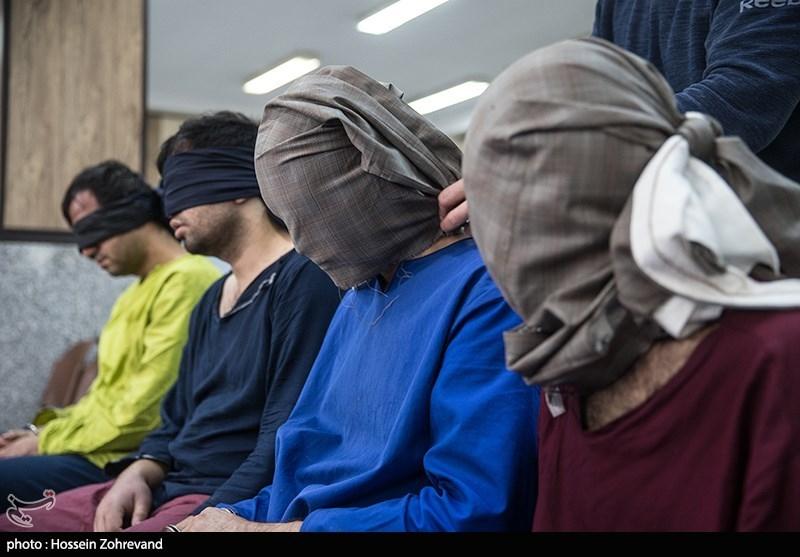 فیلم/ لحظه فراری دادن زندانی از بیمارستان امام خمینی