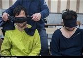 سارقان مسلحی که برای مسئولان نظام کری میخواندند + تصاویر