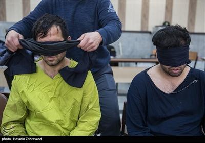 بازداشت سارقان مسلح خشن با سابقه 300 فقره سرقت