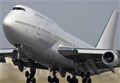 ریزگردها تعدادی از پروازهای فرودگاه اصفهان را به تاخیر انداخت