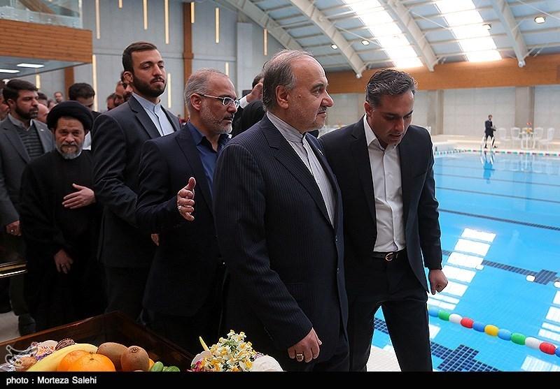 پاسخ وزیر ورزش به اختلاف فوتبالیها و غیر فوتبالیها در مورد پاداشها: از خودشان بپرسید!