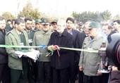 آغاز رزمایش بهداری نیروی زمینی سپاه با حضور لاریجانی