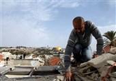 اشغالگران شهروند فلسطینی را وادار به تخریب منزلش کردند