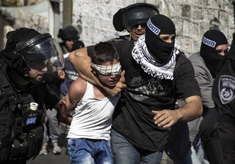 Siyonist İsrail Güçleri 25, Mahmud Abbas Güçleri De 3 Filistinliyi Gözaltına Aldı