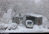 """بارش """"برف سبک"""" در بسیاری از مناطق کشور/ مهیاتر شدن روند ورود سامانههای بارشی به کشور"""