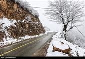برف و باران 2 روزه در 20 استان