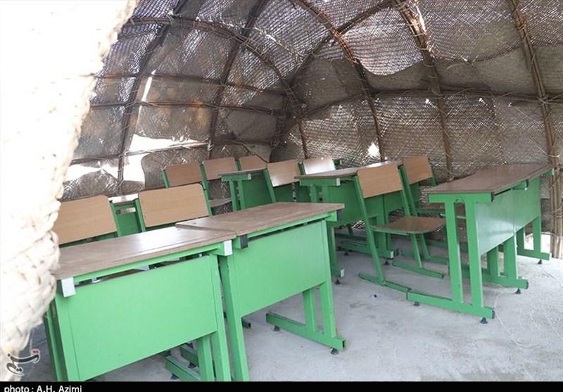 جولان مدارس کپری در استان هرمزگان / شناسایی 300 فضای آموزشی غیراستاندارد در بندرعباس، میناب و رودان