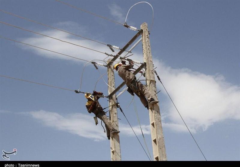 لرستان| برق تمام روستاهای سیلزده کوهدشت وصل شد